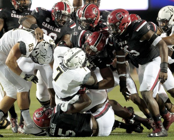 South Carolina vs Vanderbilt