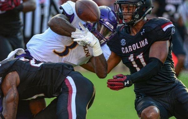 Gamecocks 20-15 Win over East Carolina