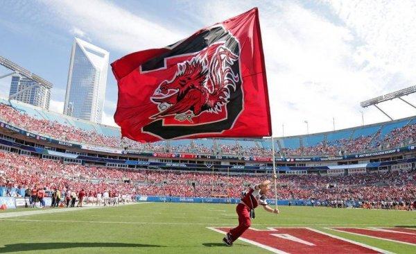 South Carolina vs North Carolina St. 2017 season opener