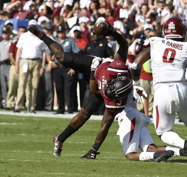 """Gamecocks vs Arkansas """"2017"""""""