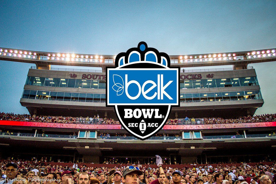 Will Muschamp Press Conference  With Video– 12/2/18 – Belk Bowl Announcement - December 02, 2018 GCF Staff Report