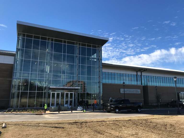 Gamecocks moving into their $50 million football operations building - January 07, 2019 | GCF Staff Report