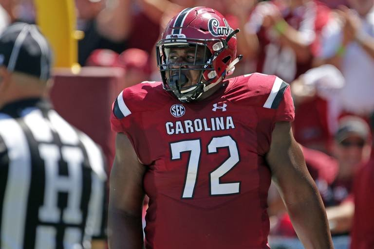 Starting offensive lineman Donell Stanley has made his decision regard the NFL draft - January 01, 2019 | GCF Staff Report
