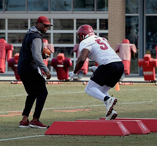 First Spring Practice 02/27/2019